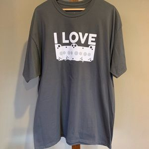 """I love """"cylinder heads"""" Graphic Tee"""